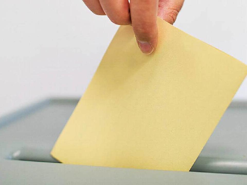 Die Bürger sollen häufiger mal abstimmen können.  | Foto: dpa