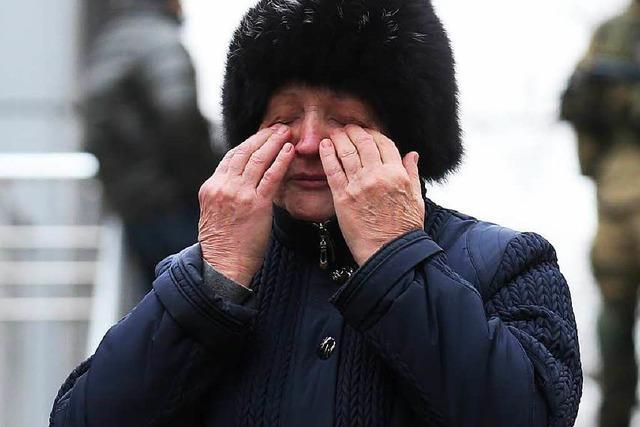 Todesfalle Bergwerk: Gasexplosion in der Ukraine