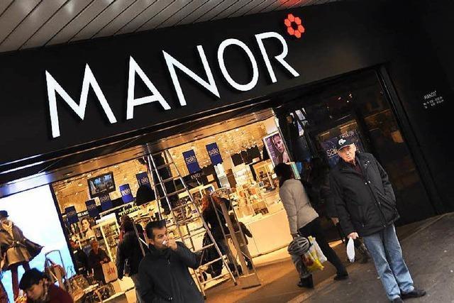 Frankenstärke: Manor streicht in Basel bis zu 150 Stellen
