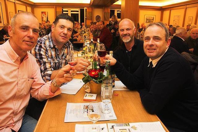 WG Wolfenweiler blickt auf erfolgreiches Geschäftsjahr