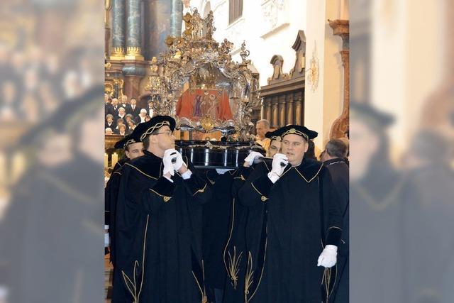 Fridolinsfest mit Prozession in Bad Säckingen