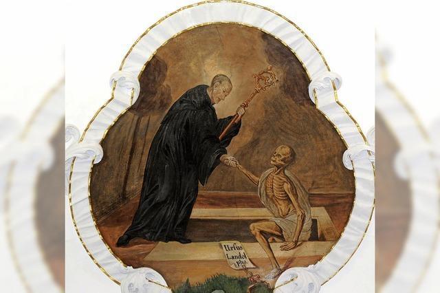 Auf den Spuren des heiligen Fridolin im Fricktal