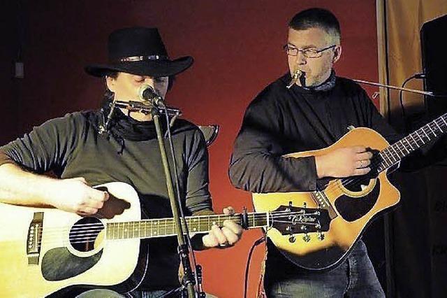 Karl David und Martin Lutz spielen in Neuenburg