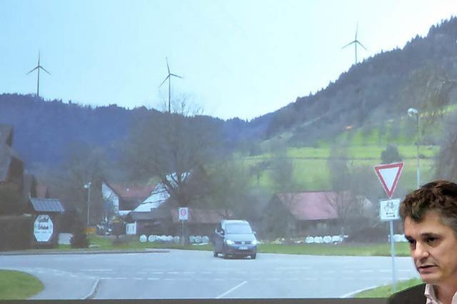 Plan für Windpark bei Hohberg überarbeitet