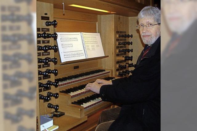 Ein Instrument für alle Epochen