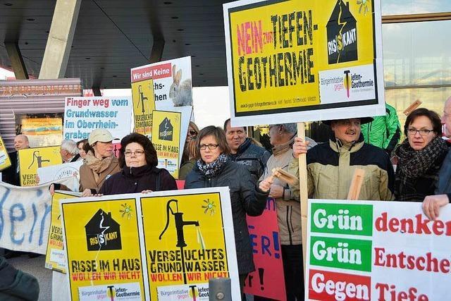 Geothermie zwischen Aufbruch und Protest