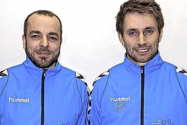 Heimpremiere für das neue Handballer-Trainerduo