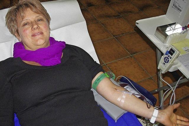 Blutengpässe wegen Grippe