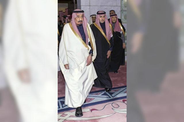 Warum Berlin mit der Monarchie Saudi-Arabien kooperiert