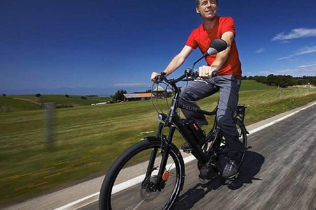 Richtige Nutzung erhöht die Reichweite des E-Bikes