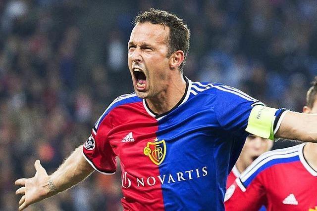 Karriereende: FC Basel verliert im Sommer seinen Kapitän