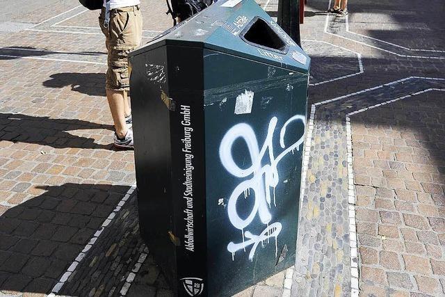 Freiburg liegt laut Sauberkeitsanalyse über dem Durchschnitt