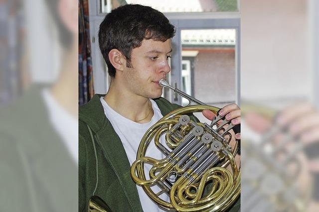 Masterkonzert des Todtmooser Hornwochenendes in Wehrawald