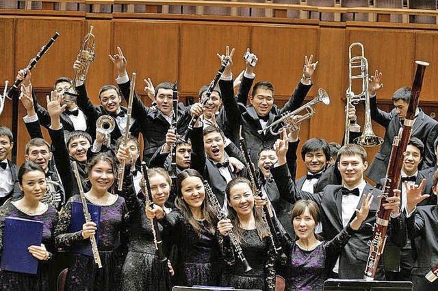Das Astana Symphony Orchestra gastiert in Lahr