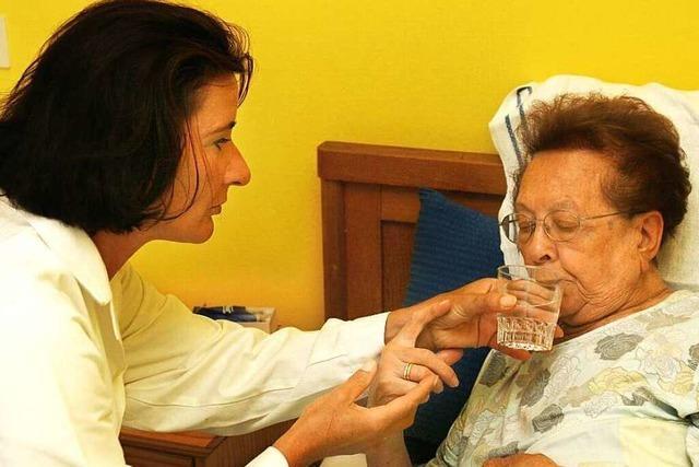 Pflege verdient mehr Wertschätzung
