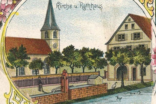 Die Geschichte der Rathäuser