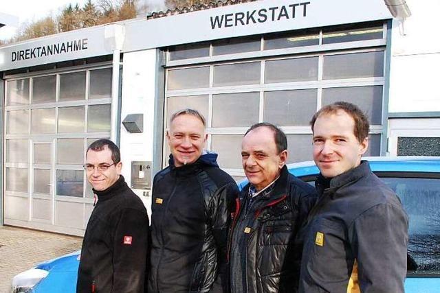 Das Renault-Autohaus E. Winzer