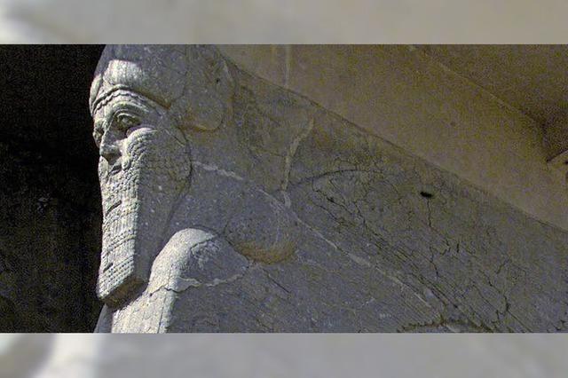 Die Frevler von Nimrud