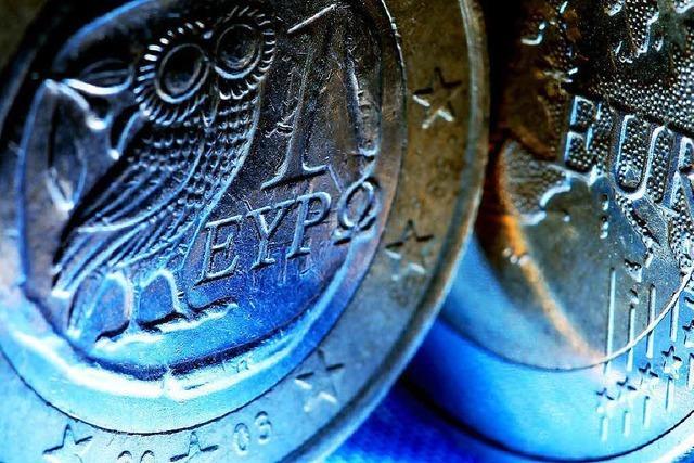 Athen sucht verzweifelt Geld