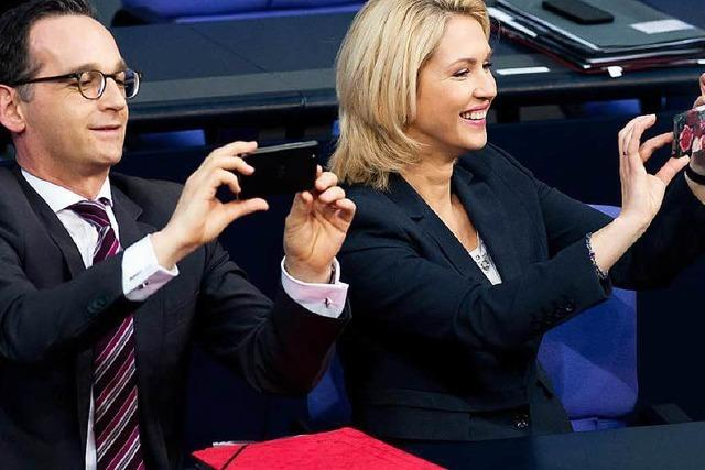 Grüne und SPD feiern die Frauenquote in Unternehmen