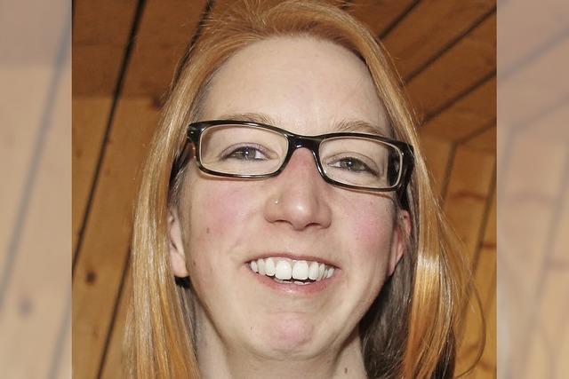 Sabrina Korb neu im Vorstand
