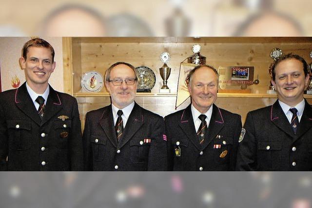 Feuerwehr freut sich aufs Jubiläum