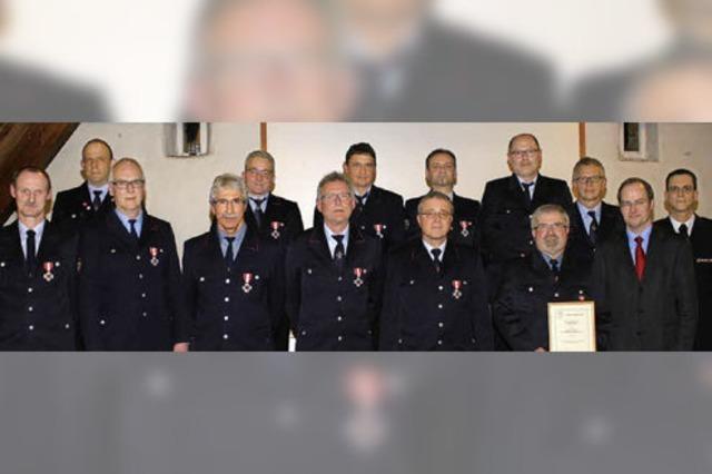 Feuerwehr absolviert 145 Einsätze
