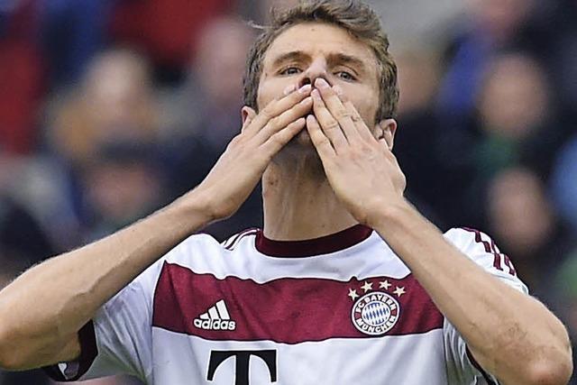 Der FC Bayern hat nur Donezk im Kopf