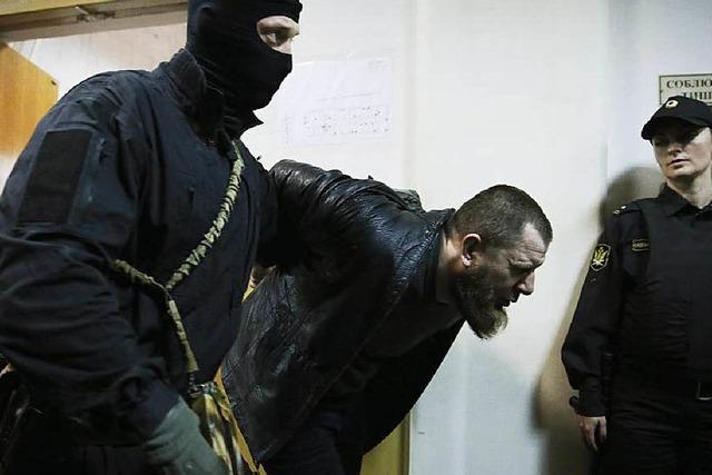 Mordfall Nemzow: Ermittler präsentieren erste Ergebnisse