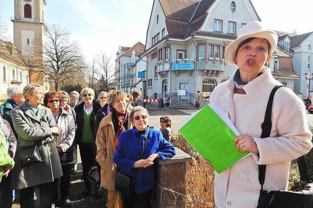 Acht Frauen machen Stadtgeschichte