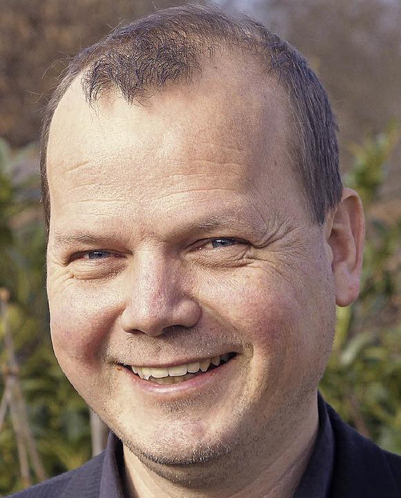 Oliver Wehrstein    Foto: T. Bergmann