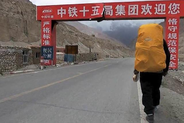 Freiburger trampen quer durch China (13)