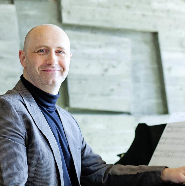 Dirigent Gareth Reaks   | Foto: Privat