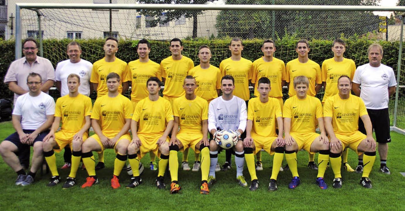 Der FV Haltingen muss seine Spiele derzeit in Friedlingen austragen.   | Foto: Sedlak
