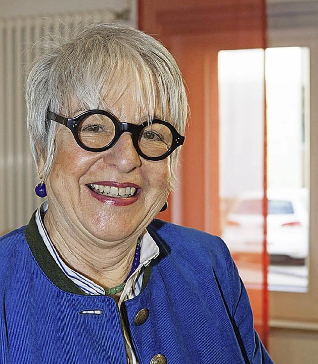 Renate Lepach appellierte an alle ehre...Tätigen, ihre Arbeit zu hinterfragen.   | Foto: Fotos: G. Zahn