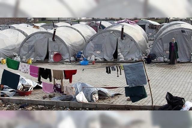 Ortenauer Helfer bestätigen das Flüchtlingselend