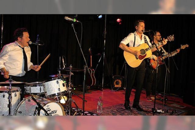 Abbruchfete beim Folktreff mit Nils Burri & Band