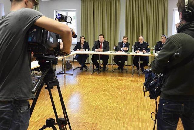 Bürgermeister: Asylheim-Anschlag konterkariert Hilfsbereitschaft
