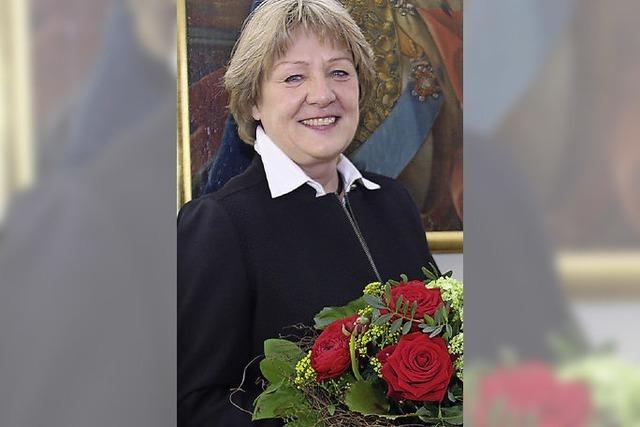 Frauenpreis der SPD geht an Monika Toussaint