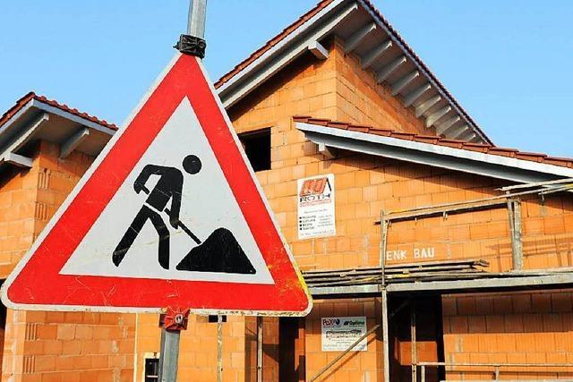 Bauen in Schallstadt: Wenn Auswärtige den Vorzug kriegen