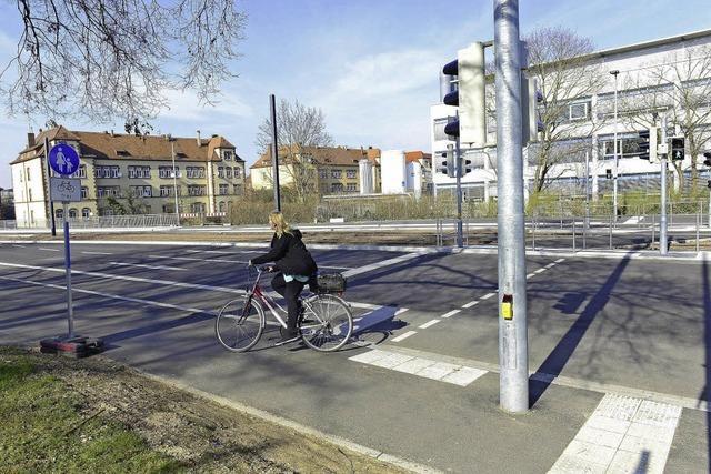 Unterführung an Breisacher Straße wird erst im Herbst fertig