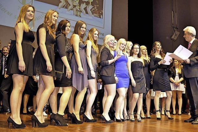 Das sind die besten Sportlerinnen, Sportler und Teams in Freiburg