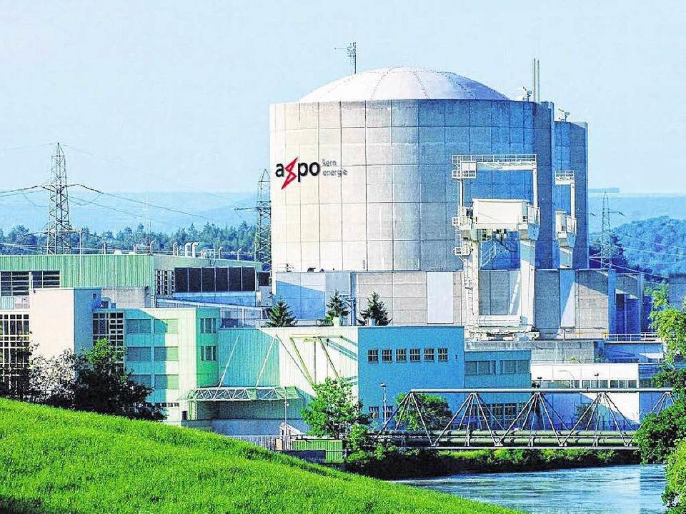 Das Atomkraftwerk Beznau     Foto: ZVG