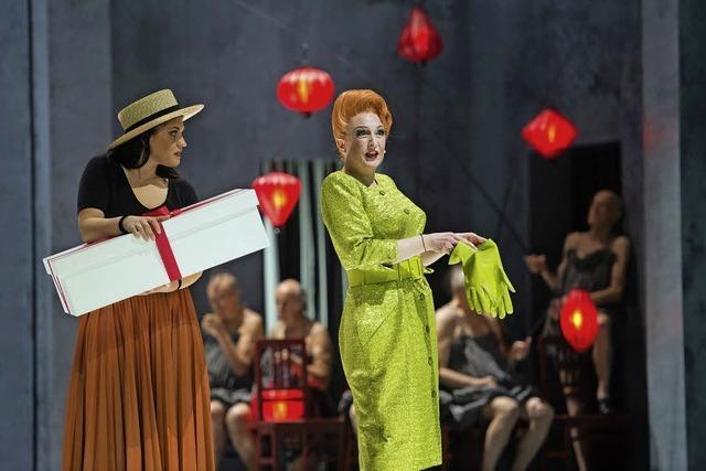 """""""Rote Laterne"""": Duette für eine Stimme"""