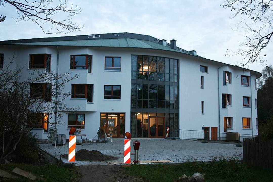 Das neue Haus Columban von außen  | Foto:  privat