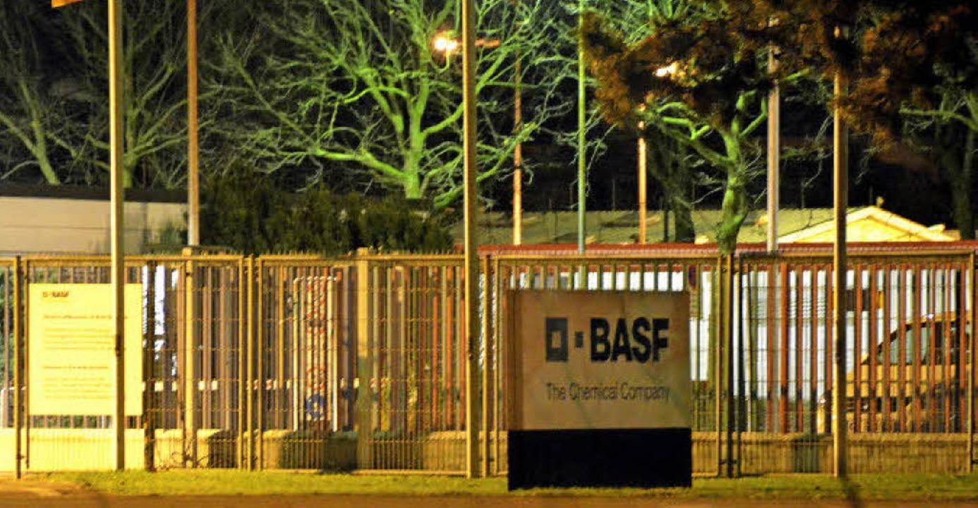 Auf dem BASF-Areal liegt eine von der ... Verwaltungsgerichtshofs in Mannheim.   | Foto: Ralf H. Dorweiler
