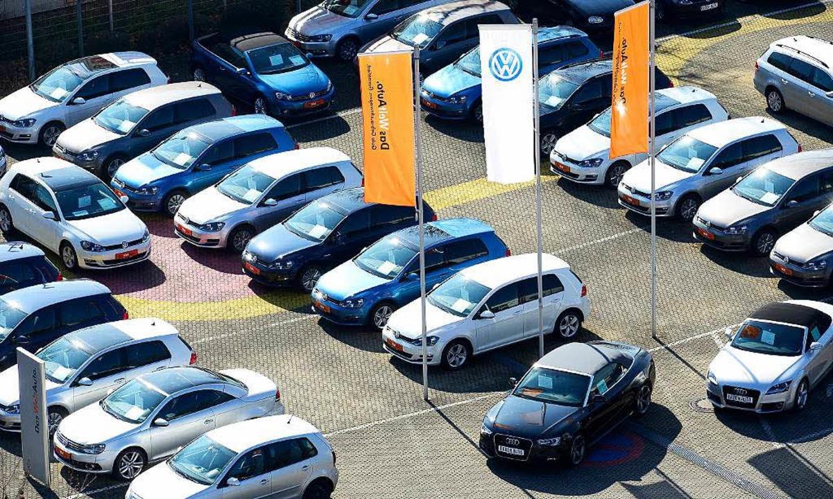Baden-Auto in Freiburg ist insolvent.  | Foto: Ingo Schneider