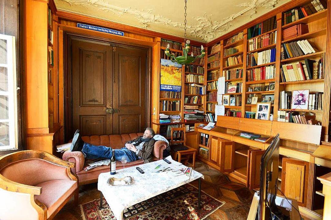 Entspanntes Opfer in spe.  | Foto: Ingo Schneider