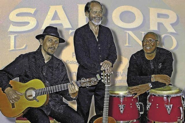 Lateinamerikanische Folklore mit Sabor Latino in der Stadtkirche in Emmendingen