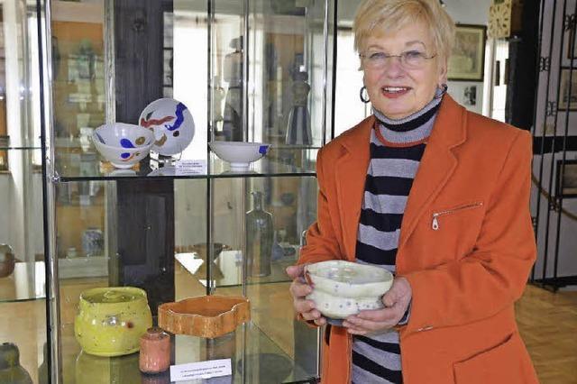 Eine Werkstatt – zwei Keramiker